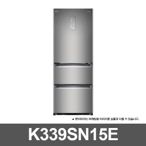 LG전자 LG전자 디오스  김치톡톡 K339SN15E 327L BEST