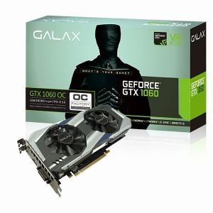 (중고) GALAX 지포스 GTX1060 OC D5 6GB