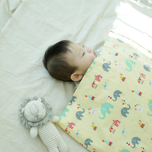 머미쿨쿨 잠 못자는 아기들을 위한 기능성 아기이불