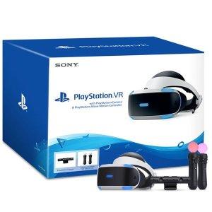 소니 PS4VR 2세대신형 3번세트 플레이스테이션 VR/PSVR/중고