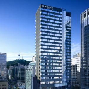 |서울 호텔| 포포인츠 바이 쉐라톤 명동 (동대문,을지로,충무로,신당,약수)