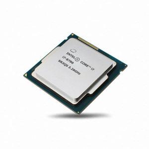 INTEL CPU 코어 i7-8700 커피레이크(정품) 8700K로출고