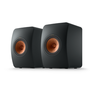 KEF(케프) LS50 Meta Speaker 공식대리점 (블랙색상)
