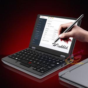 휴대용UMPC 7인치 터치노트북 하드128GB 문서 웹서핑