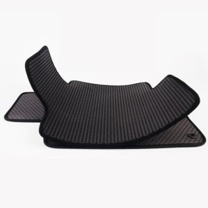 [루젠] 하니컴 확장형 이중 카매트 자동차매트 벌집매트