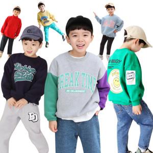 밍구키즈 봄신상입고/남아상하복세트/아동복/맨투맨