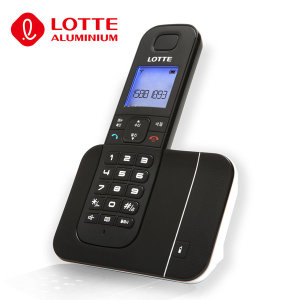 롯데알미늄 1.7GHz 디지털 무선전화기 LSP-742