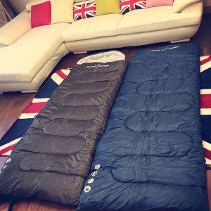 빈슨 사계절 동계 겨울 하계 캠핑 용품 정품 침낭