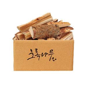 (하루특가)참나무장작 10.20kg/화목난로나무 캠핑용품