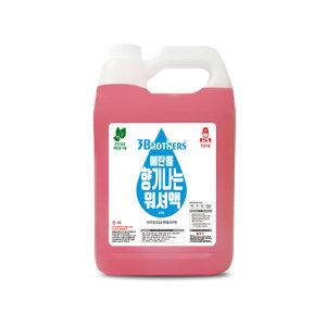 저취 3브라더스 에탄올 워셔액 4리터 냄새감소