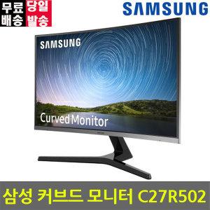 삼성커브드모니터  C27F390 모니터 an