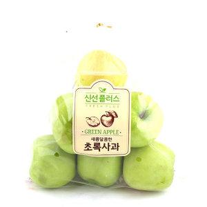 [홈플러스](전단상품)초록사과_5-9입 봉