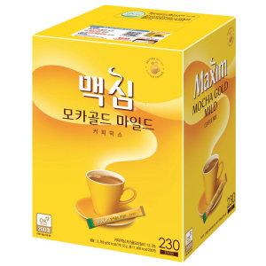 [맥심](행사상품)N 동서식품_맥심모카골드믹스_230T 2760G