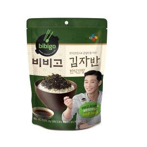 CJ 비비고 토종김김자반 50G 봉