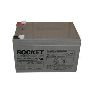 ES12-12 12V12AH 무누액 배터리 세방전지 로케트