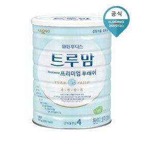 日东特乳妈premium fresh婴儿奶粉4段800g