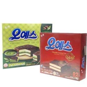 海太O Yes巧克力派蛋糕12x10(1箱)
