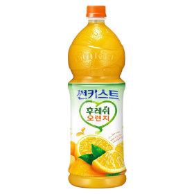 (균일가)해태음료 썬키스트후레쉬오렌지50% 1.5L