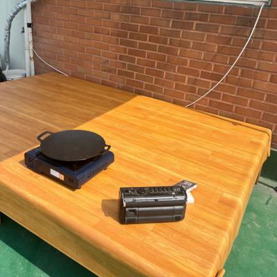 단단애 창고 컨테이너 선반 작업대 바닥재 비닐장판 - G마켓 모바일