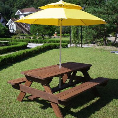 G마켓 - 파파나무 특가 피크닉테이블/4~8인용 야외캠핑테이블